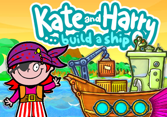 Build a ship. Or a submarine. Or a pirate pear boat. See Kate or Harry steer your vessel through the ocean. Search for treasure chests. Tap the sea creatures! Find the walrus. 								</br> 								<a  href='http://verynicestudio.com/files/khship.html' class='external'> Learn more...</a></br> 								</br> 								<center> 								<a href='https://itunes.apple.com/us/app/build-ship-kate-harry/id563467366?mt=8' class='external'><img src='_include/img/appstore.png'</a> 								<a href='https://play.google.com/store/apps/details?id=com.verynicestudio.KHShip' class='external'><img src='_include/img/google.png'</a>